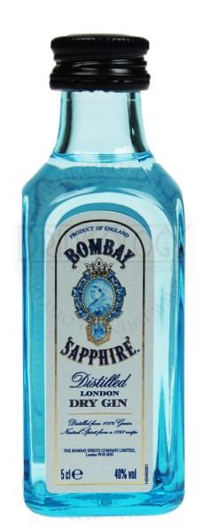 Bombay Sapphire London Dry Gin Miniature