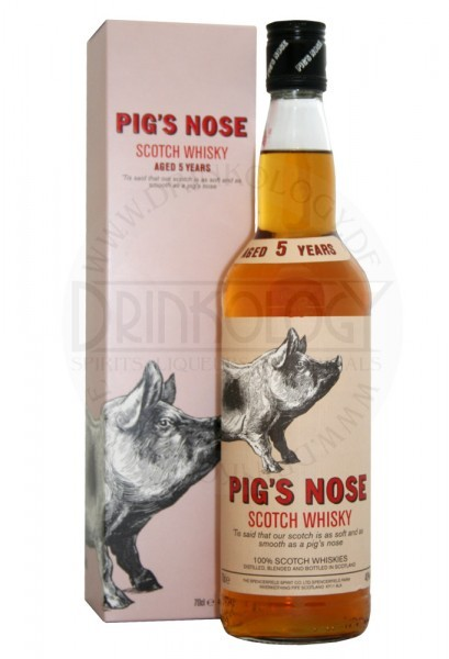 Pigs Nose Blended Scotch Whisky