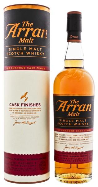 Arran Single Malt Whisky Amarone Finish 0,7L jetzt kaufen im Drinkology Online Shop!
