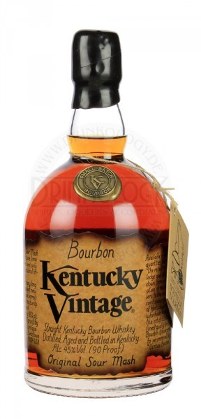 Kentucky Vintage Bourbon Whiskey, 0,7L, 45%