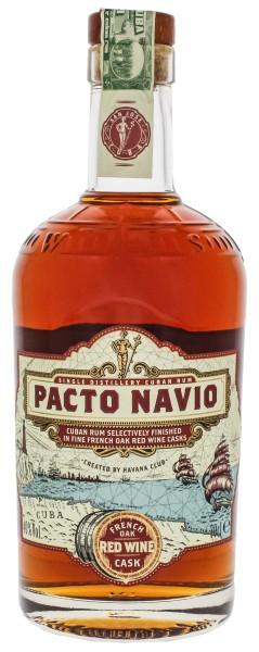 Havana Club Pacto Navio Rum 0,7L 40%