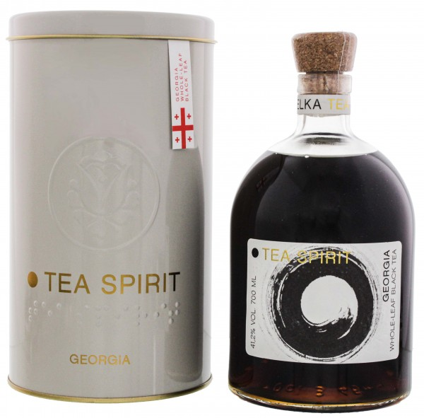 Metelka Tea Spirit Georgia 0,7L 41,2%
