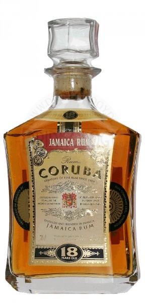 Coruba Rum 18 Jahre, 0,7 L, 40%