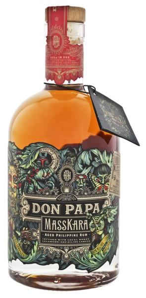 Don Papa Masskara Rum 0,7L 40%