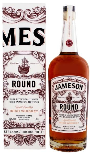 Jameson Deconstructed Series Round Irish Wiskey 1,0L 40%