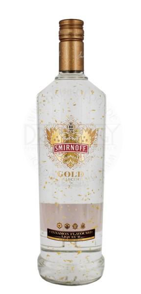 Smirnoff Gold Cinnamon Vodka 1,0L 37,5%