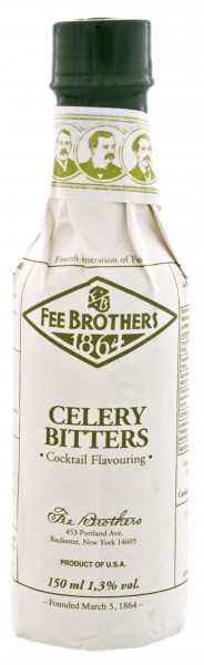 Fee Brothers Celery Bitters, 0,15 L 1,3%