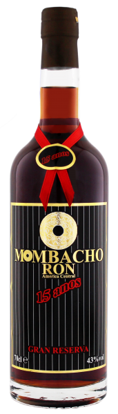 Mombacho Rum Gran Reserva 15 Years Old 0,7L 43%