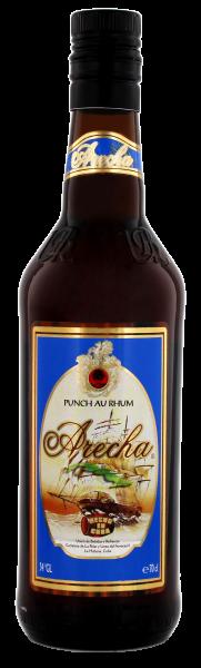 Arecha Elixir de Ron, 0,7 L, 34%