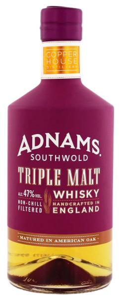 Adnams Triple Malt Whisky Non Chill Filtered