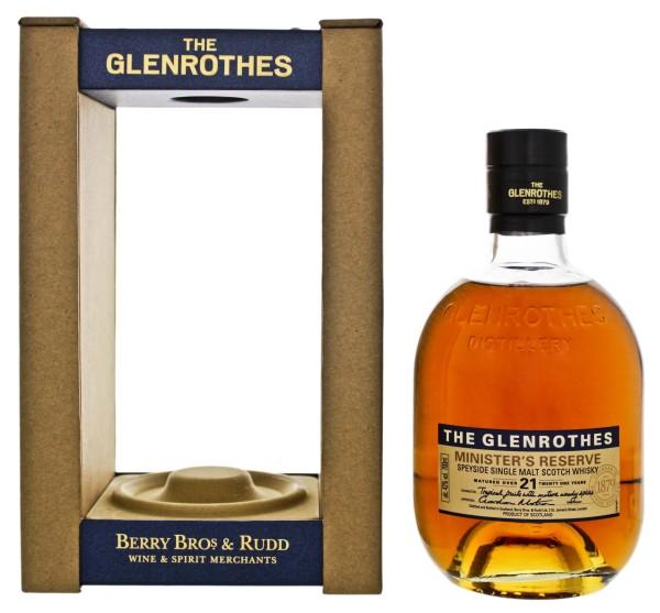 The Glenrothes Single Malt Whisky Ministers Reserve 0,7L 43%