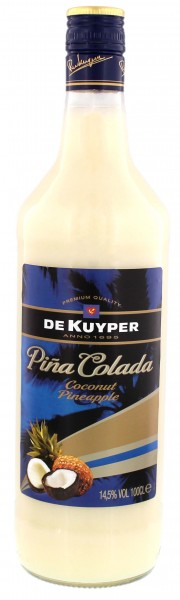 De Kuyper Pina Colada 1,0L 14,5%