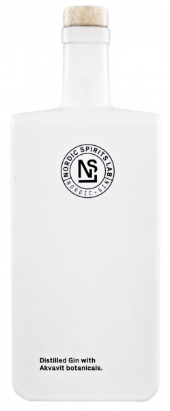 Nordic Spirits Lab Gin 0,5L 41%