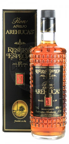 Arehucas Ron Reserva Special 12 Years Old