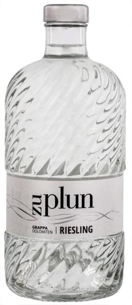 Zu Plun Grappa Riesling 0,5L 42%