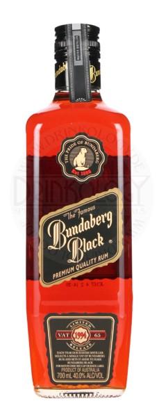 Bundaberg Rum Black 0,7L 40%