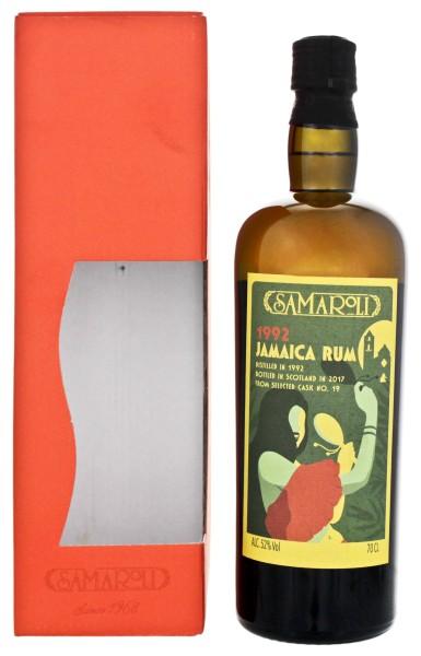 Samaroli Jamaica Rum 1992/2017 0,7L 52%