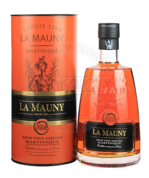La Mauny Rhum Agricole Vieux VSOP