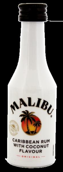 Malibu Coconut, 0,05 L, 21%