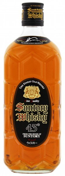 Suntory Kakubin Black Label Whisky, 0,7L