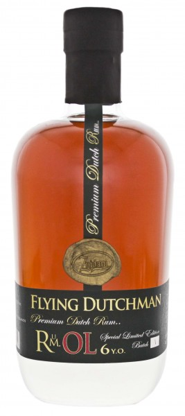 Zuidam Flying Dutchman Rum Oloroso 6YO Batch No 1 Special Limited Edition 0,7L 46%