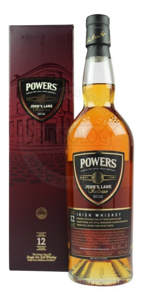 Powers John's Lane Irish Pot Still Whiskey