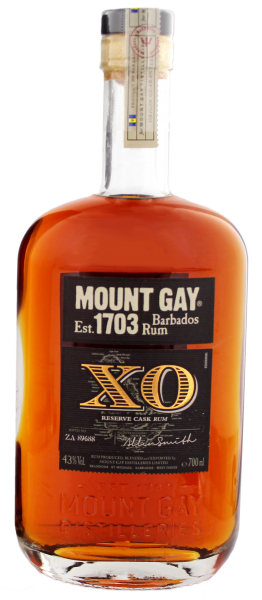 Mount Gay XO Reserve Cask 0,7L 43%