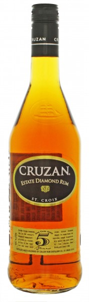 Cruzan Estate Diamond Rum 5YO 0,7L 40%