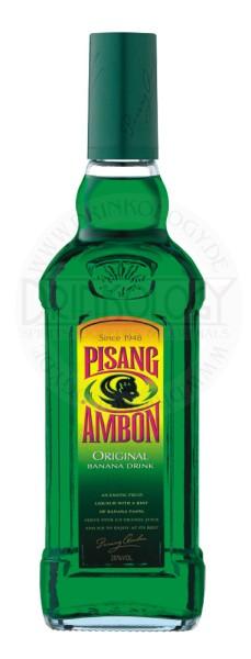 Pisang Ambon Liqueur 1,0L 20%