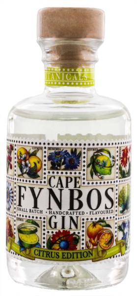 Cape Fynbos Gin Citrus Edition 0,05L 43%