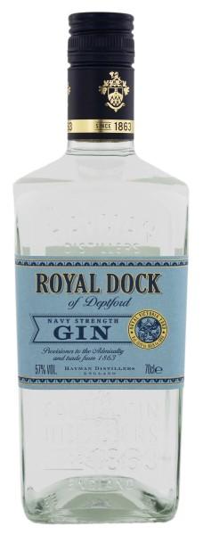 Hayman's Royal Dock Gin, 0,7 L, 57%