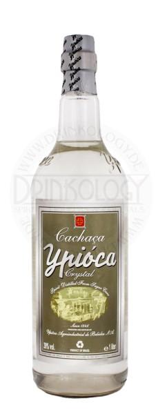 Ypioca Crystal Cachaca, 1 L, 39%