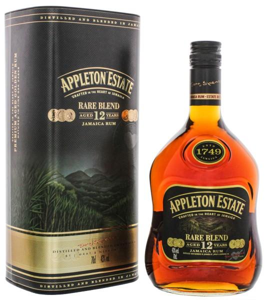 Appleton Estate Rare Blend 12 Jahre 0,7L 43%