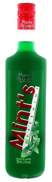 Marie Brizard Mint's Liqueur, 0,7 L, 21%