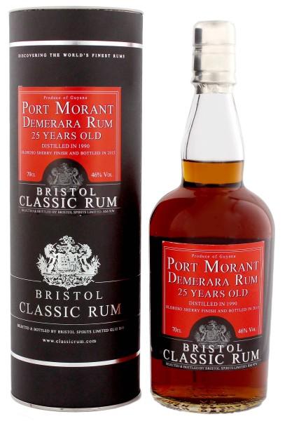 Bristol Rum Port Morant Guyana 1990/2015