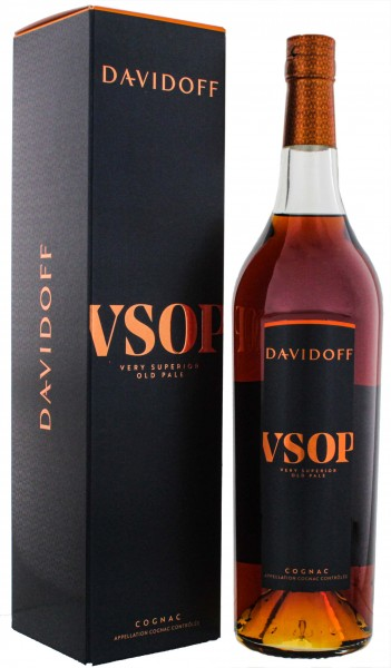 Davidoff Cognac VSOP 1,0L 40%