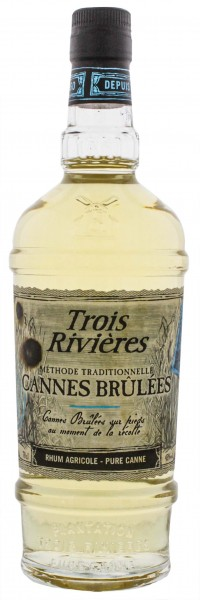 Trois Rivieres Cannes Brulees Rhum Agricole 0,7L 43%