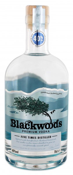 Blackwoods Vodka 0,7L 40%