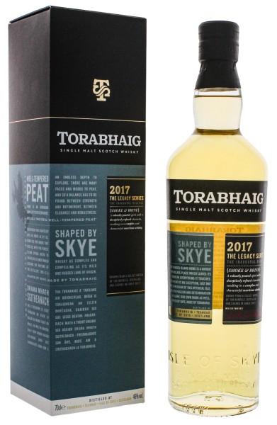 Torabhaig The Legacy 2017 Single Malt Whisky 0,7L 46%
