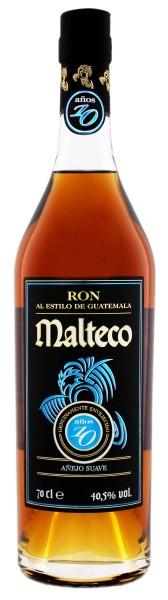 Malteco Rum 10 Jahre 0,7L 40%