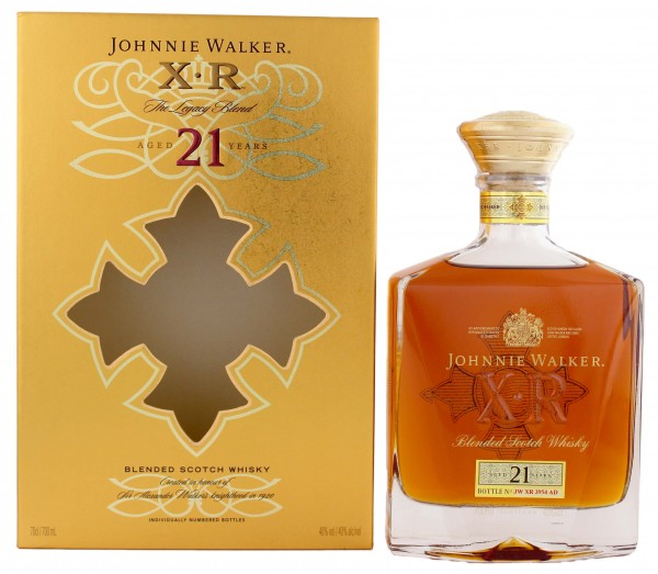 Johnnie Walker Blended Whisky XR 21 Jahre