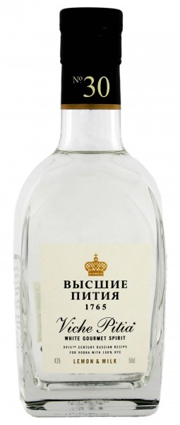 Viche Pitia White Gourmet Spirit Lemon & Milk