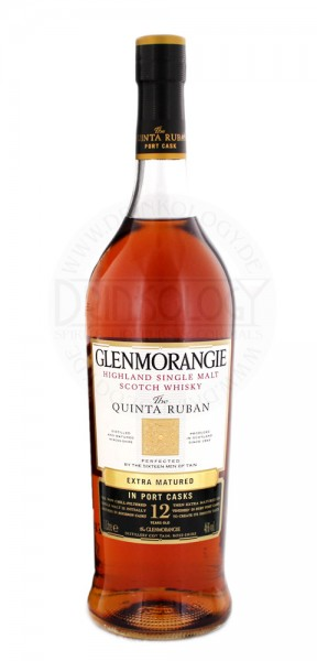 Glenmorangie Quinta Ruban Single Malt Whisky, 1L, 46%