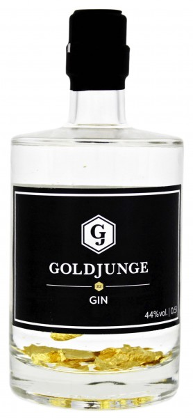 Goldjunge Distilled Dry Gin 0,5L 44%