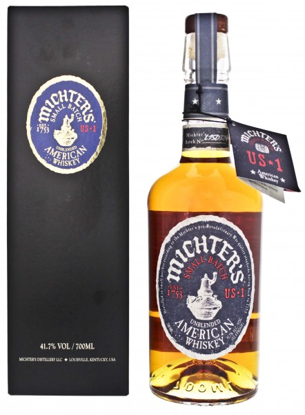 Michter's US1 American Whiskey 0,7L 41,7%