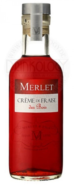 Merlet Creme de Fraise Liqueur 200ml