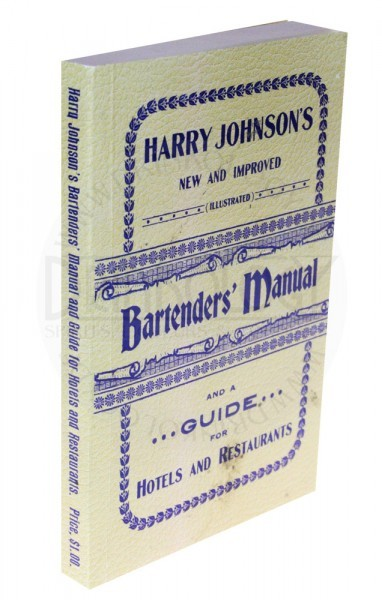 Harry Johnson`s Bartenders Manual