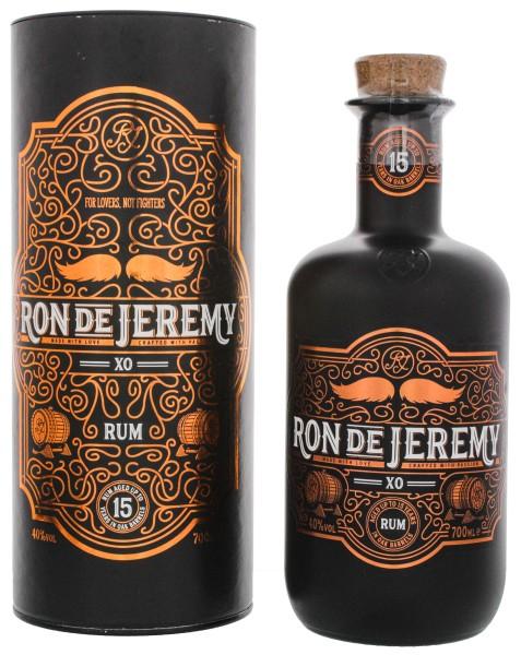 Ron de Jeremy XO 15 Jahre Solera 0,7L 40%