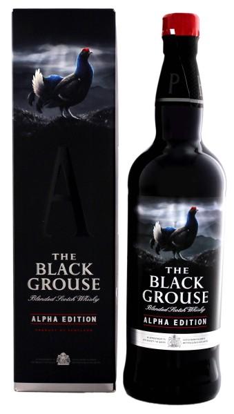 The Black Grouse Whisky Alpha Edition
