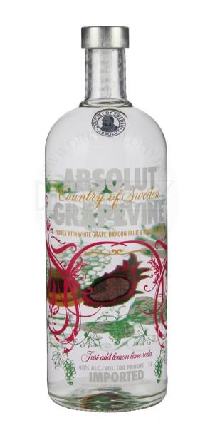 Absolut Vodka Grapevine